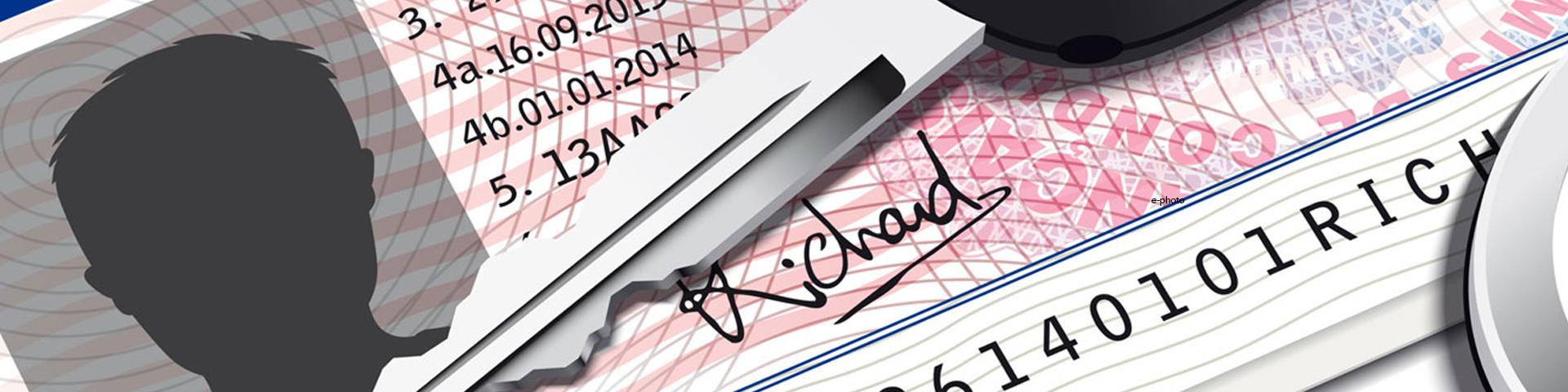 E-photo obligatoire pour nouveau permis de conduire