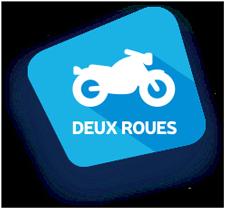 picto illustrant les permis moto scooter deux roues