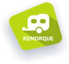 picto illustrant les permis remorque caravane camping car